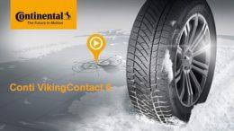 Continental ContiVikingContact 6 och flera andra testvinnande vinterdäck köper ni hos Däckstop GMG Motor AB i Linköping. Besök vår webbutik på butik.dackstop.se