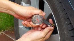 Fel tryck kan resultera i ökat däckslitage och högre bränsleförbrukning.