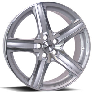 ABS302 Silver från ABS Wheels finns att köpa hos Däckstop GMG Motor AB
